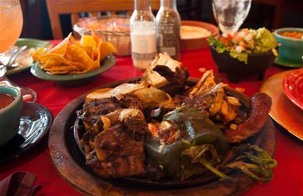Restaurante mejicano y ostrería La Margarita