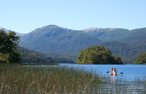 Lago Espejo Chico (San Martín de los Andes, Patagonia)