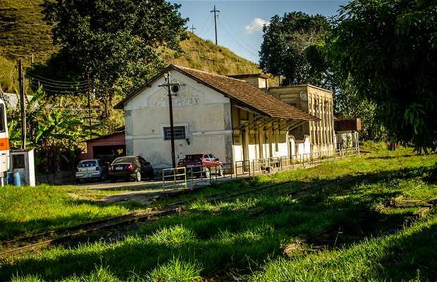 Estação Ferroviária de Getulândia