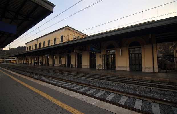 Estación de Orvieto