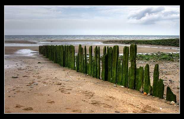Villiers-sur-met Beach