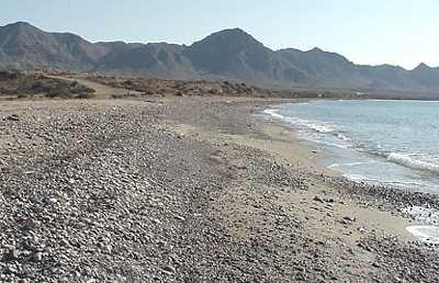 Playa Cabezo De Pelea