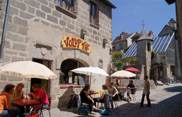Volup'Thé, Aubusson, France