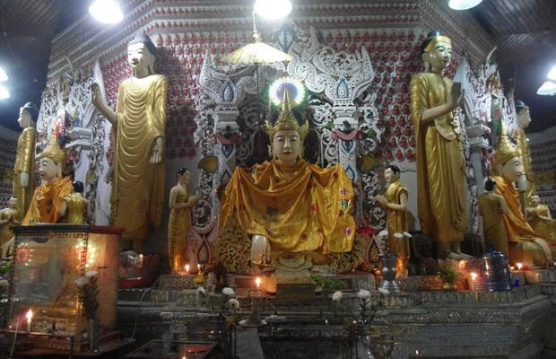 Sen Yaung Chi Pagoda