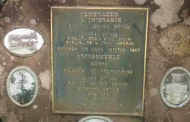 Cascata Johann Grings