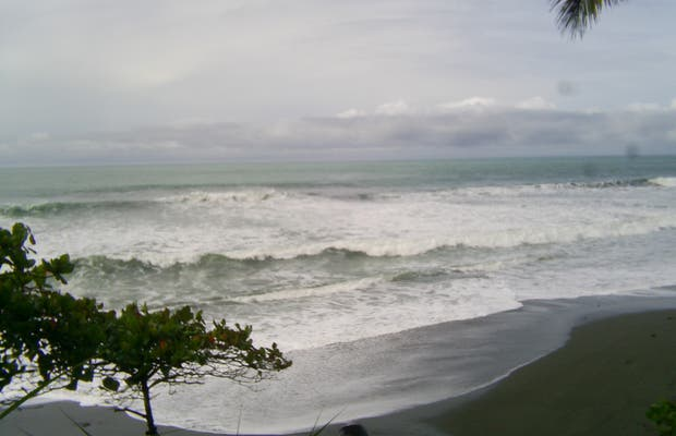 Corcovado na Costa Rica