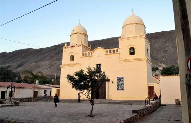 Iglesia Nuestra Sra. del Rosario y San Francisco de Asís