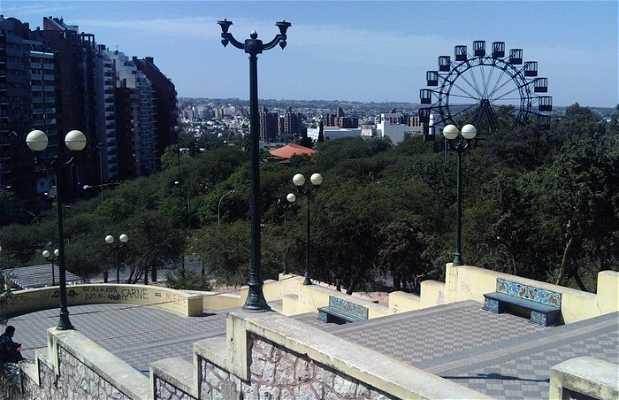 Mirador del Parque Sarmiento
