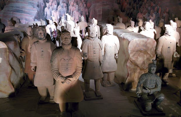 Terracotta Army - Guerreros de Xi'an