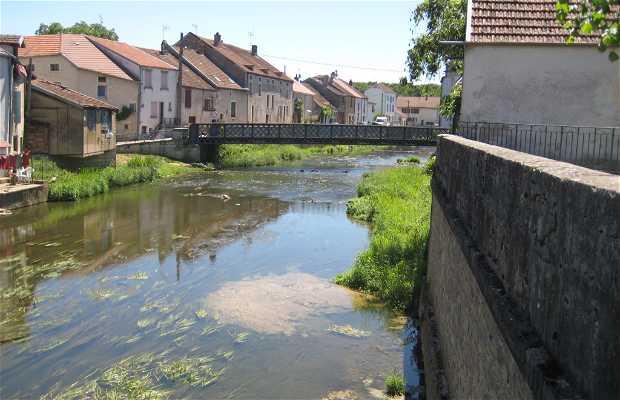 La rivière le salon