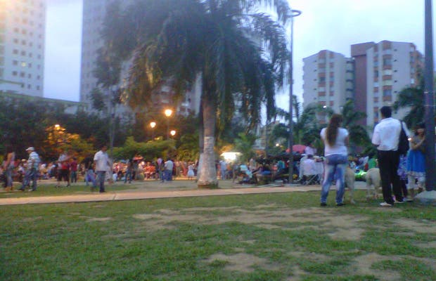 Parque Las Cigarras