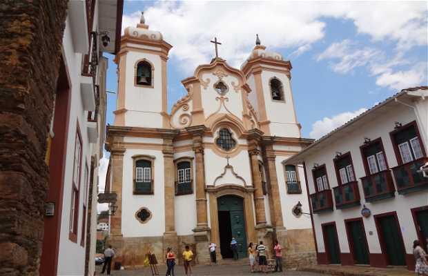 Iglesia Matriz de Nossa Senhora do Pilar