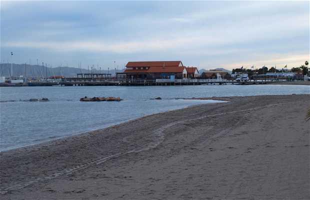 Paseo marítimo de Los Alcázares