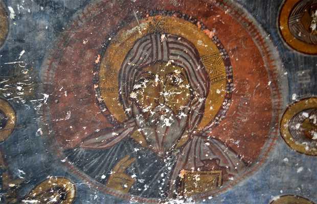 Chiesa di San Giorgio o del serpente (Yilanli Kilise)