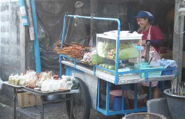 Barrio cinese de Bangkok