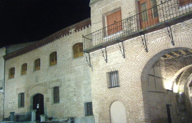 Arco del Alcocer o Arco de la Carcel