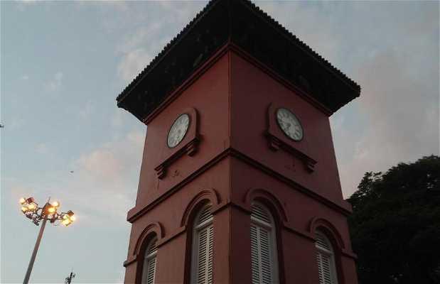 Iglesia del cristo de Melaka