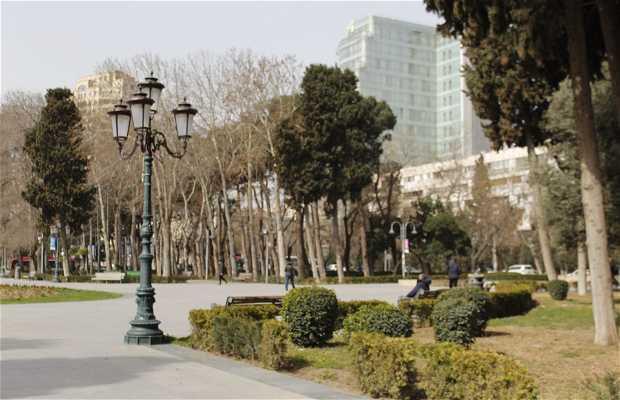 Parque Səməd Vurğun