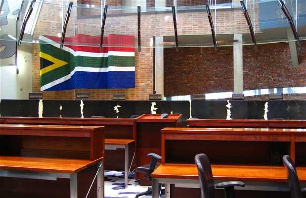 Museu Constitution Hill (Tribunal Constitucional da África do Sul)