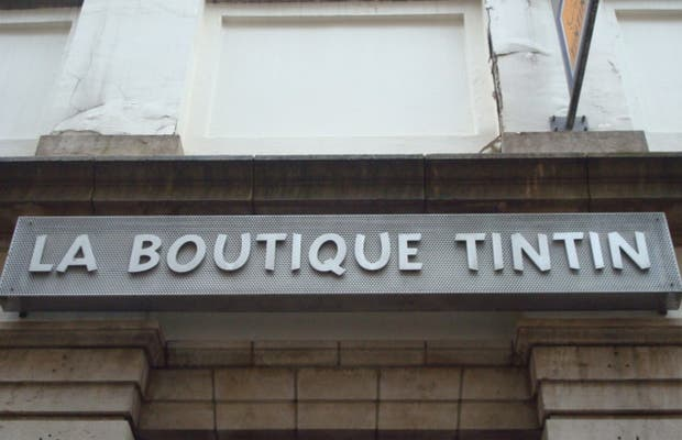 Tintin Boutique