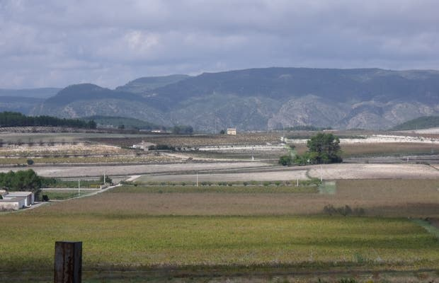 Trayecto Fontanars del Alforins-Mogente (Moixent)
