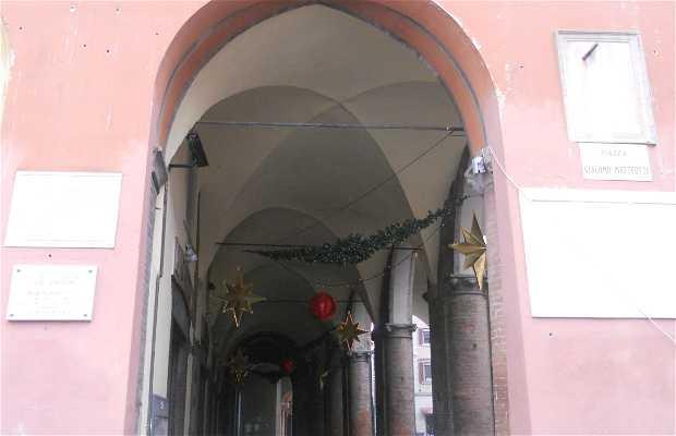 Palacio del Antiguo Ayuntamiento
