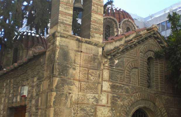 Iglesia Panagía Gorgoepíkös