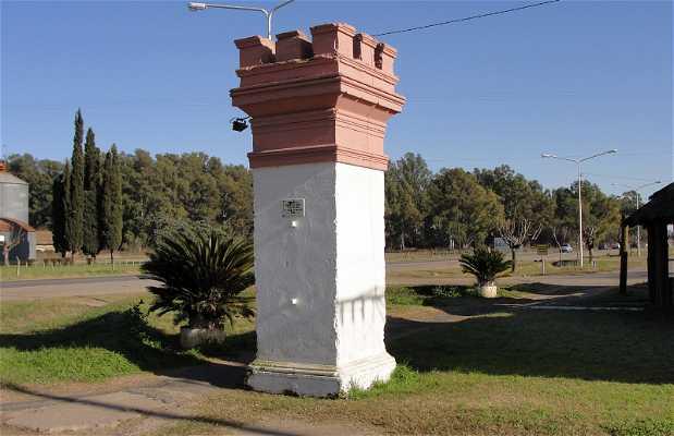 Pilar Histórico de Viña