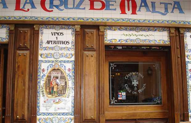 Cerveceria Cruz de Malta (Viejo Madrid)