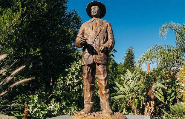 Estátua de Hendrik Samuel Witbooi