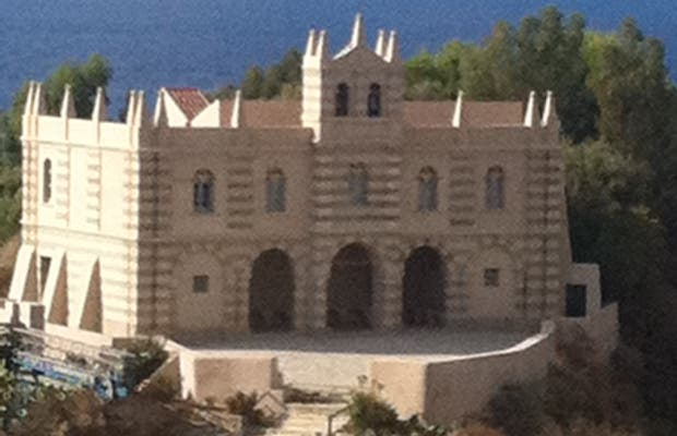 Chiesa di S.Maria dell'Isola