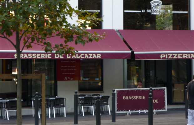 Brasserie de l'Alcazar