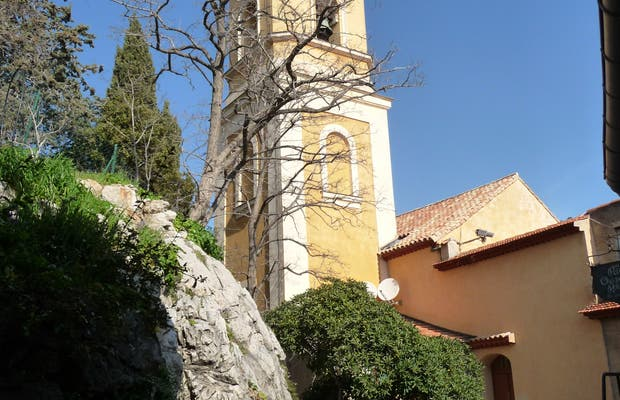 Iglesia de Eze
