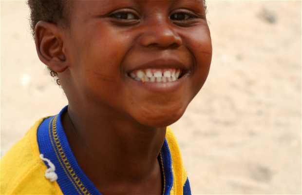 Mauritania's faces