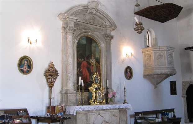 Catedral de San Jorge en Perast