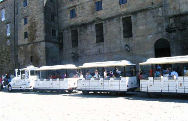 Tren Turístico de Santiago de Compostela