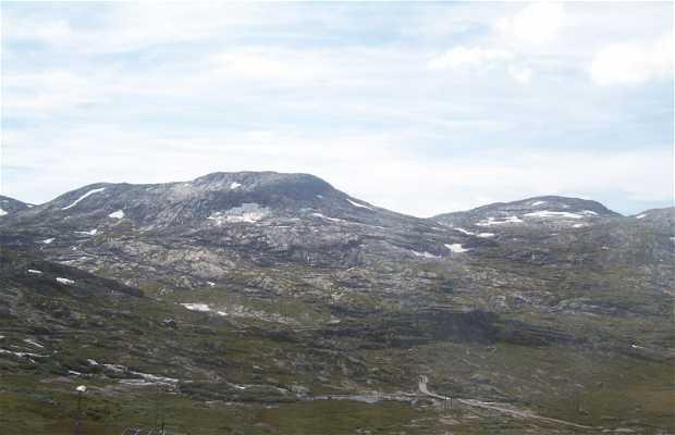 Oslo - Bergen en trén