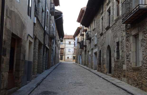 Calle ricoshombres