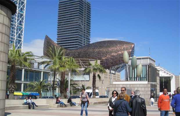 El Pez de Gehry