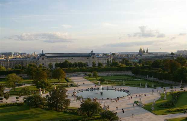 Giardino delle Tuileries