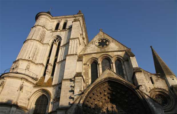 Iglesia St-Étienne