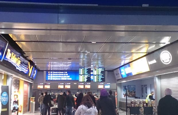 Aeropuerto de Luton