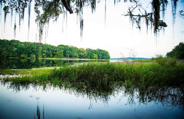 Laguna de Chakam Bacam