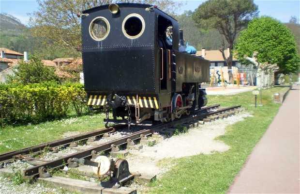 Locomotora Reyerta