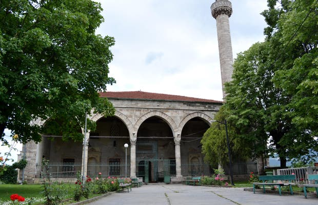 Moschea Hjunkar e Torre dell'Orologio