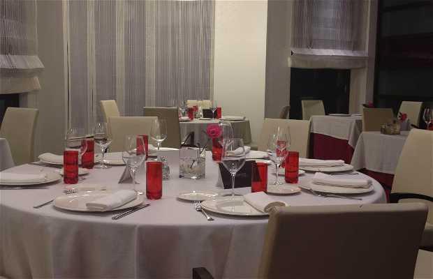 Restaurante Hotel Blanco