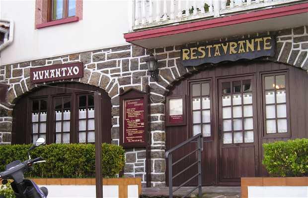 Restaurante Munantxo