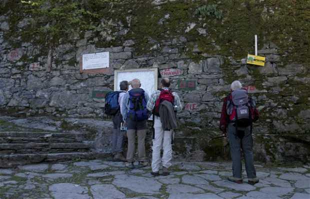 Chemins du Promontoire