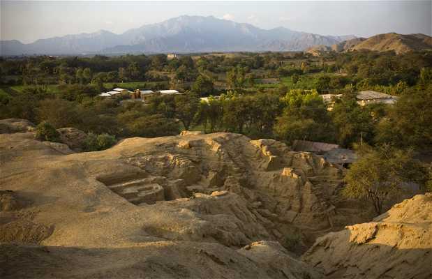 Huaca Rajada Archaeologic Complex