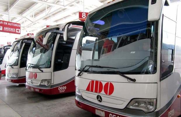 Estación de autobuses ADO de Campeche